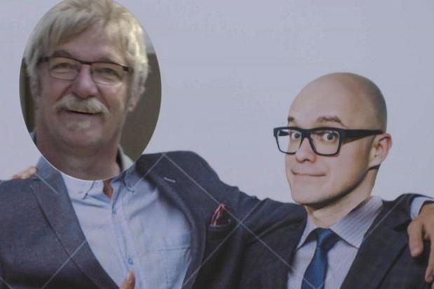 'Philippe Geubels is een beetje de CD&V onder de komieken'