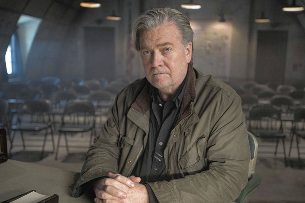 Tv-tip: 'American Dharma', een docuportret over alt-right-kopstuk Steve Bannon