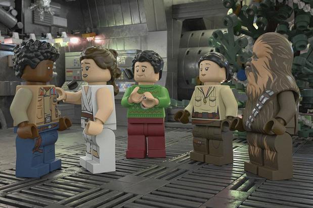 'Star Wars Holiday Special' is terug, voor wie het trauma van het origineel verwerkt heeft