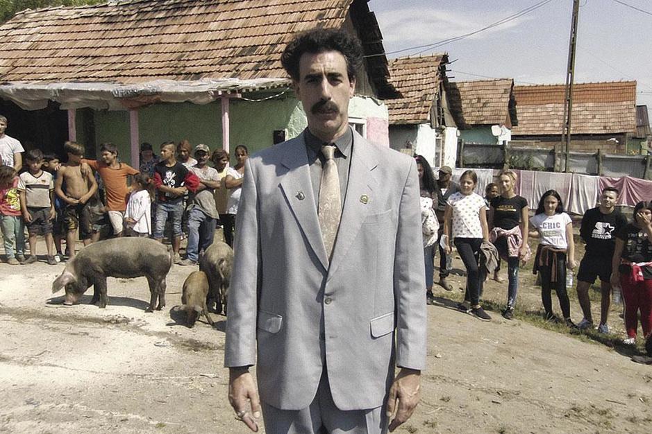 Very nice? Hoe Borat Kazachstan opstuwde in de vaart der volkeren