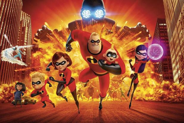 Tv-tip: 'Incredibles 2' is een triomfantelijke terugkeer van helden in spandex