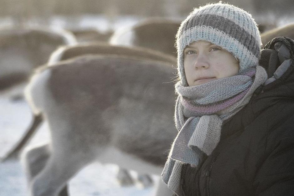 Tv-tip: 'Greta Thunberg: A Year to Change the World' volgt de activiste op wereldreis