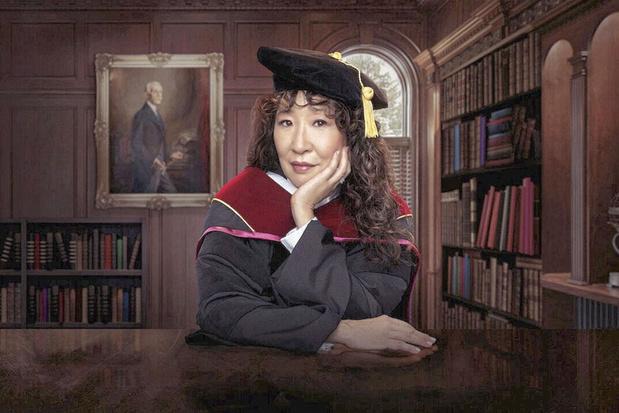 Tv-tip: tragikomedie 'The Chair' legt een conservatieve universiteit over de knie