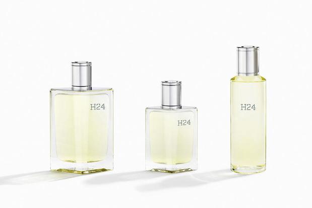 Hermès lanceert nieuw mannenparfum: 'Als een fragiel grassprietje dat door beton klieft'