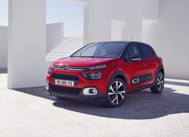 La millionième Citroën C3 est tombée de chaîne