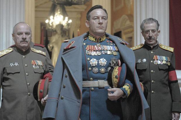 Tv-tip: 'The Death of Stalin' steekt net iets te goed de draak met de Sovjet-Unie