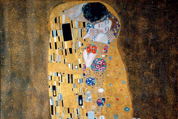 Schilderijen van Gustav Klimt komen tot leven in Brusselse Hortagalerij
