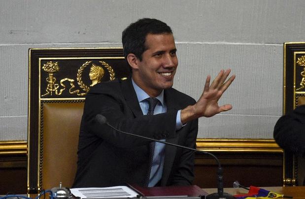 Parlementaire onschendbaarheid van Venezolaanse oppositieleider Guaido opgeheven, arrestatie dreigt