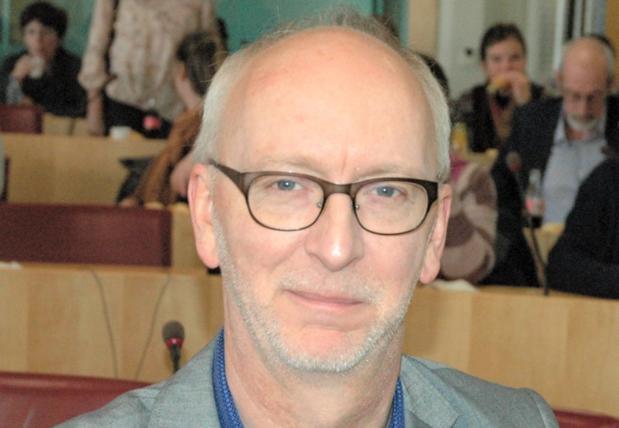 Benoît Collin, nouveau patron de l'Inami