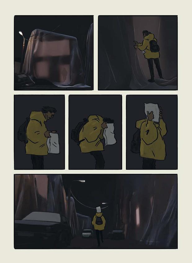 """""""Un jour sans fin"""""""