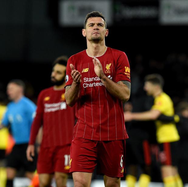Dejan Lovren quitte Liverpool pour le Zenit Saint-Petersbourg