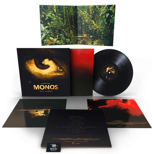 Focus trakteert op vinyl: Monos