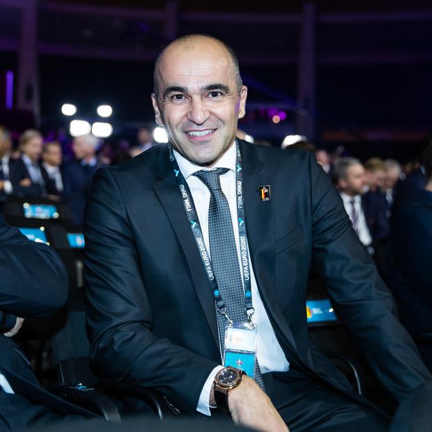 """Roberto Martinez: """"Ca aurait été une honte de rompre notre relation avant l'Euro"""""""