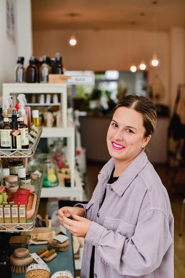 Laura Peeters van Minimal: 'Misschien verwar ik zekerheid met passie voor mijn job'