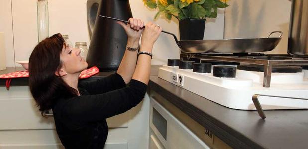 Une Maison des géants pour sensibiliser aux risques d'accident domestique