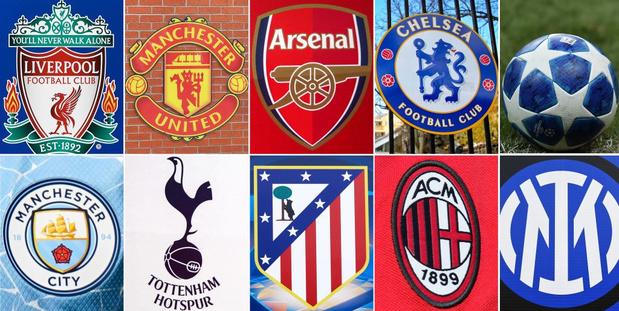 Neuf clubs rebelles réintègrent l'Association européenne des clubs après l'épisode de la Super League