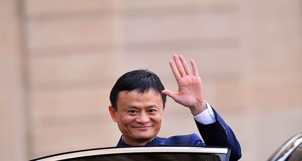 Le patron d'Alibaba Jack Ma n'est plus l'homme le plus riche de Chine