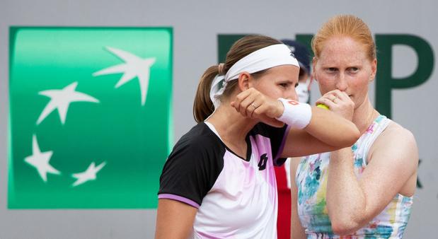 Wimbledon: Van Uytvanck et Minnen passent à la trappe