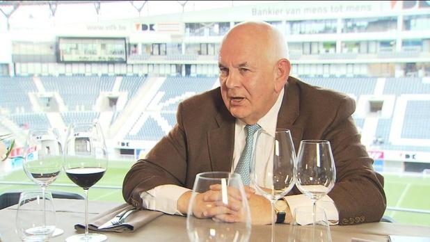 AA Gent-voorzitter De Witte vraagt hertekening structuur Pro League en KBVB
