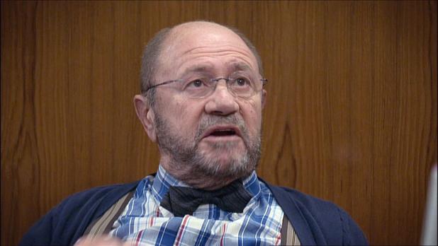 Acteur en tv-figuur Werther Vander Sarren (78) overleden