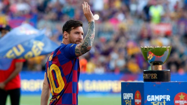 Feu vert pour Lionel Messi