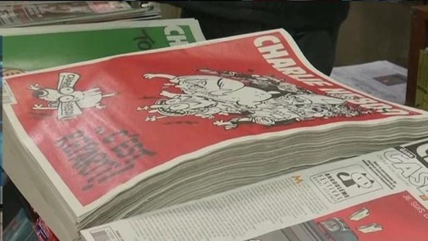 Al Qaeda dreigt met nieuwe aanslag tegen Charlie Hebdo