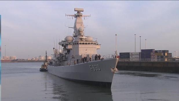 Belgisch fregat mag niet deelnemen aan NAVO-oefening: onervaren bemanning