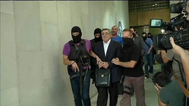 Leider van Gouden Dageraad veroordeeld tot dertien jaar cel