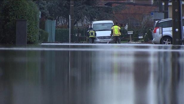 Antwerpse brandweer gebruikt software om wateroverlast te voorspellen