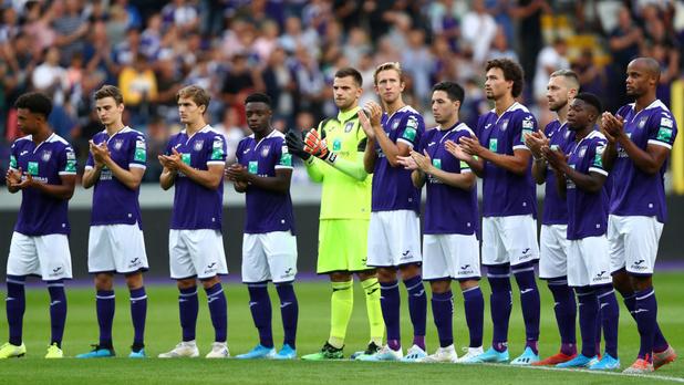 Le Standard, Anderlecht et Bruges connaissent leurs adversaires en Coupe de Belgique