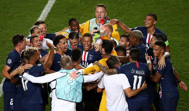 Le PSG décroche la première finale de son histoire