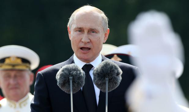 La Russie et le missile à propulsion nucléaire