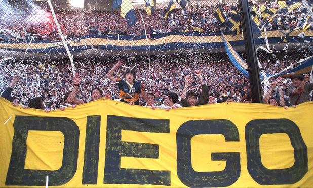 Adidas va offrir le nouveau maillot de Boca Juniors aux Diego Armando nés en 1981