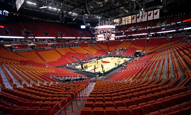 """""""Irrél"""", """"effrayant"""": la NBA sonnée par la suspension des matches"""