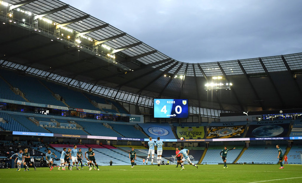 "Fair-play financier: Manchester City ""n'a pas enfreint les règles"""