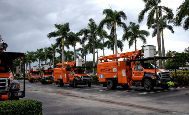 La Floride sur le pied de guerre face à l'ouragan Dorian