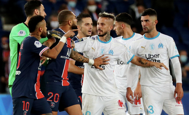 """Trophée des champions: un """"Clasico"""" PSG-OM décisif à plus d'un titre"""
