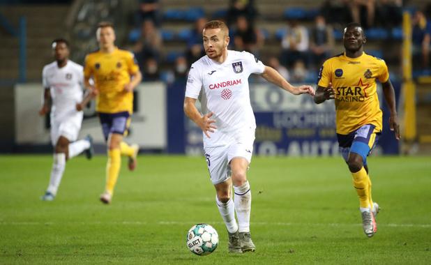 Adrien Trebel a repris les entraînements avec Anderlecht