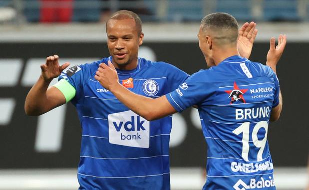 La Gantoise réussit sa rentrée européenne en punissant Valerenga (4-0)