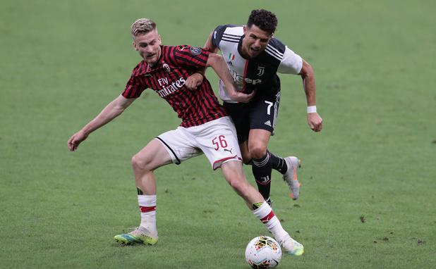 AC Milan-Juventus, capital surtout pour les Bianconeri