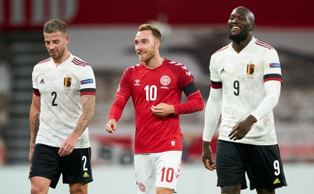 """EURO 2021: Alderweireld se méfie d'un """"effet Eriksen"""" pour les Danois"""