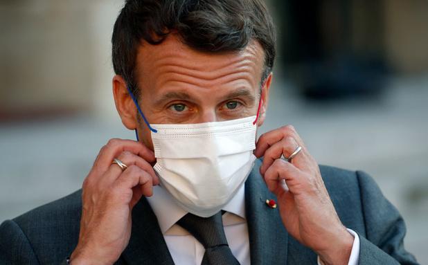 Qui est l'homme qui a giflé Macron?