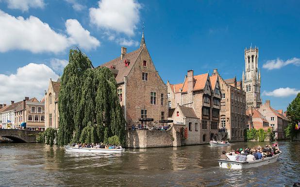 Belgen boeken twee keer meer overnachtingen in eigen land