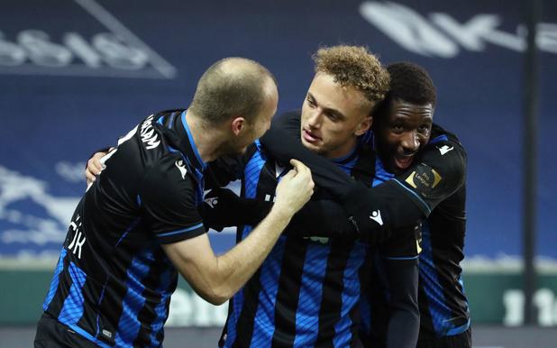 Ligue des Champions: le Club Bruges face à l'ogre Borussia Dortmund