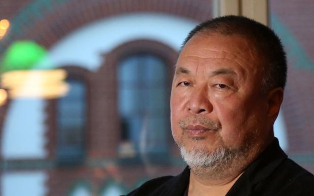 BOZAR organiseert onlinegesprek met Ai Weiwei
