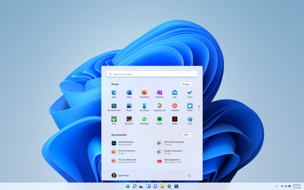 Hardwarevereisten Windows 11 te omzeilen op oudere pc's