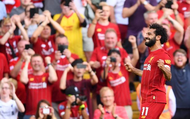 Liverpool est déjà la dernière équipe de Premier League avec le maximum de points