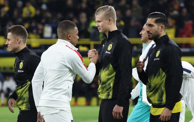 Après le duel Ronaldo-Messi, le duel Mbappé-Haaland?