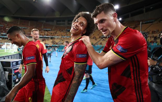 EURO 2021: Les chances de victoire belge augmentent mais l'Angleterre reste favorite