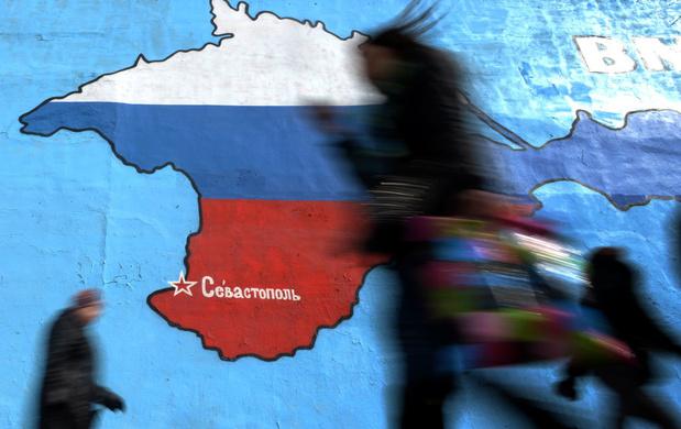 Rusland onteigent duizenden buitenlanders in de Krim